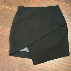 ASTR Black Mini Skirt